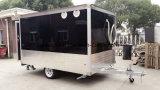 Cuisine mobile Van de guichet en verre de glissement