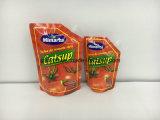 トマトのりのフルーツジュースは口の袋を立てる