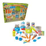 극장 플라스틱 장난감 작은 탐험가 야영 고정되는 선물