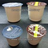 熱いココア粉のKコップの充填機