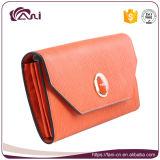متأخّر تصميم سيادات محفظة, زرقاء برتقال [بو] جلد محفظة محفظة لأنّ سيادة