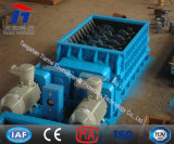 중국은 2plf 두 배 이가 있는 롤러 쇄석기 기계를 진행했다