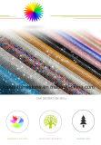 (TS-Gekleurde) Sticker van de Gem van het Blad van de Sticker van het Kristal van het Bergkristal van de Stickers van de douane de Acryl