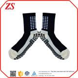 Оптовый горячий продавая хлопок выскальзования таможни Non Socks носки Trampoline носок спорта йоги