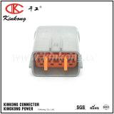 Conetor selado automotriz elétrico masculino de 8 Pin Kinkong