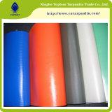 Bâche de protection enduite Tb077 de tissu de PVC