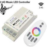 2.4G RF RGB контроллер музыки
