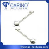 Acciaio e supporto di plastica 60n 80n 100n del portello della molla di gas dell'elevatore idraulico per mobilia (W502)
