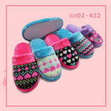 De Warme Pantoffels van dame Nice de Cute Indoor Home Winter