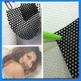 물자 매체를 인쇄하는 1개의 방법 비전 PVC Selv 접착성 메시 비닐 유리제 차 스티커 디지털