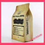 Sac de empaquetage personnalisé de huit Bord-Cachetages pour des fruits secs