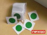 Collant de PVC NFC de papier d'imprimerie de couleur de la qualité quatre pour le management de contrôle d'accès