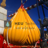 De Zak van het Gewicht van het Water van de Test van de Lading van de Kraan van de luchtBrug
