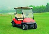 Батарея привелась в действие автомобиль гольфа 2 Seater электрический