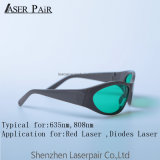 Disponible pour 635nm&808nm Laser Laser dentaire de la mode des lunettes de sécurité pour la transmittance de 30 %