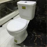 Het hete Toilet van de badkamers van het Ontwerp van de Verkoop Tweedelige aan Europese Markt