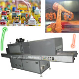 Rivestimento UV della vernice di TM-3D-IR-UV IR che cura macchina per il giocattolo di plastica