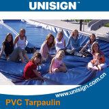 Водоустойчивый брезент PVC для плавательного бассеина