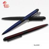 Bolígrafos promocionales populares Matte Stylus Metal Pen