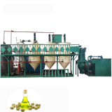 Le raffinage du pétrole Machine à faire d'arachides Graines de coton//Flax Seed Huile