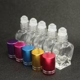 O rolo em frascos vende por atacado os frascos 5ml 10ml do rolo do petróleo essencial do vidro