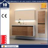 '' Melamin-Lack-an der Wand befestigte Badezimmer-Möbel-Eitelkeit MDF-48