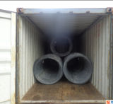 철망사를 위한 철강선 로드 및 급료를 가진 건축재료: SAE 1006/1008