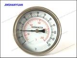 Termometro bimetallico dell'acciaio inossidabile Bt-010/termometro radiale di senso