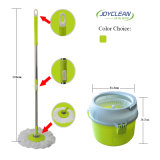 2017 Joyclean Easy Life 360 ​​Rotating Spin Magic Mop