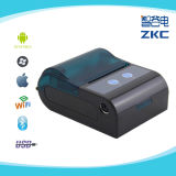 58mm impresora térmica portátil con RS232 Mini USB (zkc5804)
