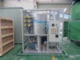 Pequeño purificador de petróleo del transformador con recinto