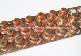 OEM Copper / Brass Punching / Sheet Metal / Cold Stamping Cap