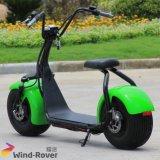 Moto électrique puissante de scooter de modèle de mode de cocos électriques de ville