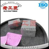 Плита цементированного карбида сопротивления износа плиты карбида вольфрама K20 хорошая от Zhuzhou