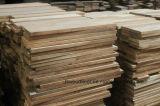Suelo inacabado original de la madera dura del Brasil Cumaru