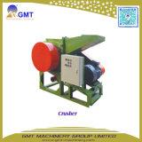 Machine en bois d'extrusion de pelletisation de biomasse de Co-Rotation du plastique PP/PE WPC