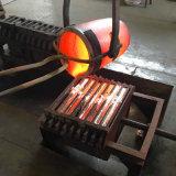 Fornalha de derretimento do cobre e do calefator de indução de Alumium