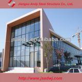Gordijngevel van het Glas van het Aluminium van Customed van de Prijs van de Fabriek van China de Beste