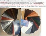 Bogen-Fenster-Gitter-Entwurfs-Scharnier Windows des Woodgrain-UPVC/PVC