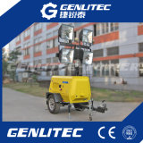비상사태 이동할 수 있는 디젤 엔진 발전기 등대 (GLT6000-9H)