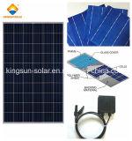 mono comitato solare di alta efficienza 250W prefabbricato