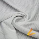 Tela elástica feita malha de Lycra do Spandex do poliéster para a aptidão do Sportswear (LTT-DADMTH#)