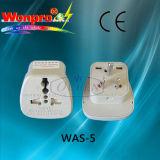 Всеобщее Переходник-Гнездо перемещения, штепсельная вилка (WA-5)