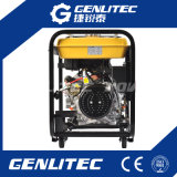 Раскройте тип одиночный цилиндр 2kw, 3kw, 5kw, портативный тепловозный генератор 6kw