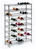Prático Restaurante Flat Wine Bottle Stand Rack (WR903590A5C)