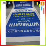 Les signes extérieurs libres font le drapeau de vinyle de maille de PVC