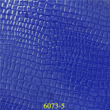Großhandelsmassenform-Beutel-materielles Chemiefasergewebe PU-Leder