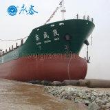 Hecho en el saco hinchable marina neumático del barco de goma de China para los astilleros