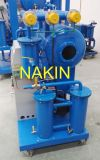 purificador de petróleo del transformador del vacío 3000L/H, regeneración del petróleo que recicla la máquina