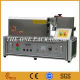 Maquinaria ultrasónica semiautomática de la máquina del lacre del tubo